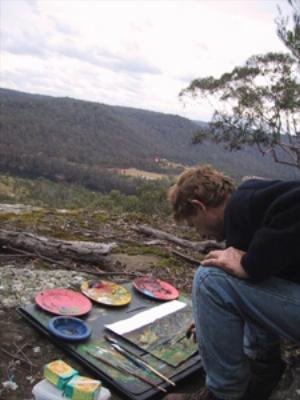6 John R. Walker: The catching point: John Zubrzycki   John R. Walker; image courtesy the artist and Utopia Art Sydney