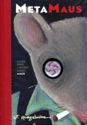 12 All you wanted to know about Maus (but were afraid to ask): CEFN RIDOUT   Art Spiegelman,  MetaMaus , Viking Press, New York, 2011; 300pp; rrp$45; ISBN: 9780670916832