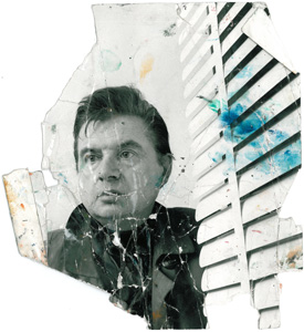 14 Bacon 'n' Eggs: JOHN KELLY   Photograph of Francis Bacon by John Deakin. Collection of Dublin City Gallery The Hugh Lane. © The Estate of Francis Bacon. All rights reserved/ DACS, London