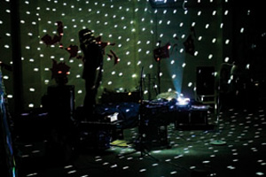 9 Artist-Run INITIATIVES & Sound Art in Australia: DANNI ZUVELA   Experimental expanded projections at Audiopollen, West End, Brisbane, 2007