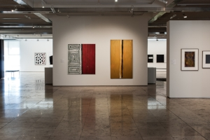 3 Without censure: 'Black White & Restive' at Newcastle: Louise Martin-Chew,  Newcastle     Black White & Restive , exhibition view, Newcastle Art Gallery, 2016; image courtesy Newcastle Art Gallery