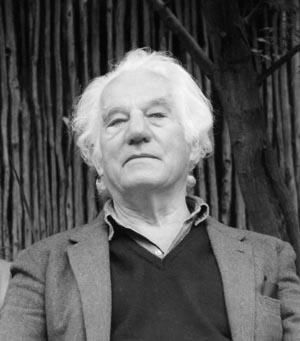 6 A tribute to Peter Townsend: Introduction: DEBORAH CLARK   Peter Townsend, c 1994. Photo Johanna Macnaughtan