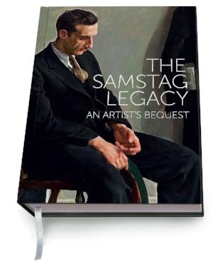 13 Gordon Samstag: Major 'New Deal' American artist in South Australia: Daniel Thomas,  Adelaide    Book Cover