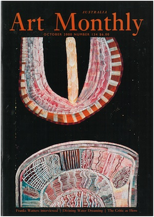 Issue 134 October 2000