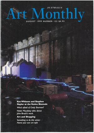 Issue 122 August 1999