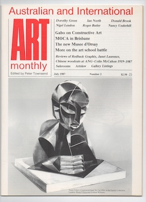 Issue 2 July 1987