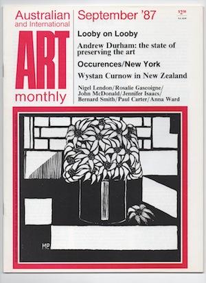 Issue 4 September 1987
