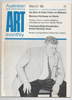 Issue 8 March 1988