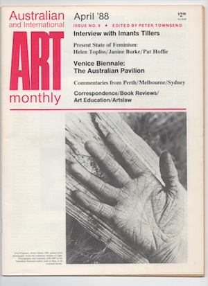 Issue 9 April 1988