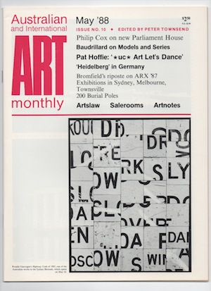 Issue 10 may 1988