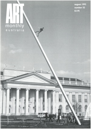 Issue 52 August 1992