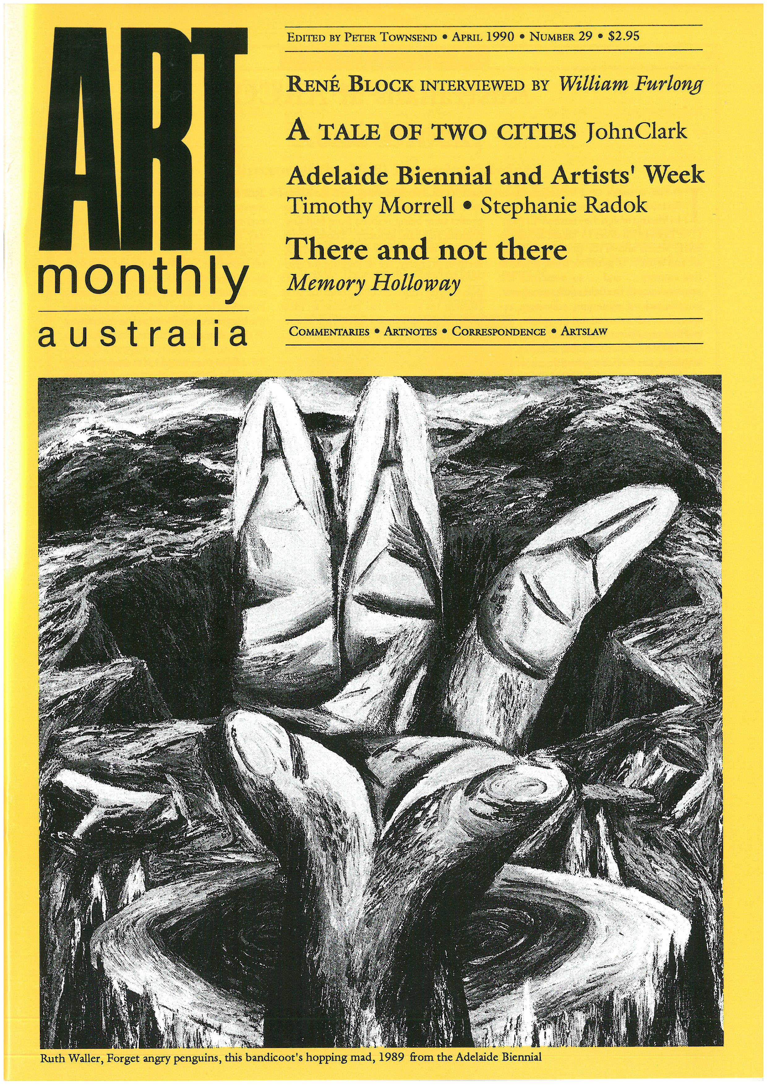 Issue 29 April 1990
