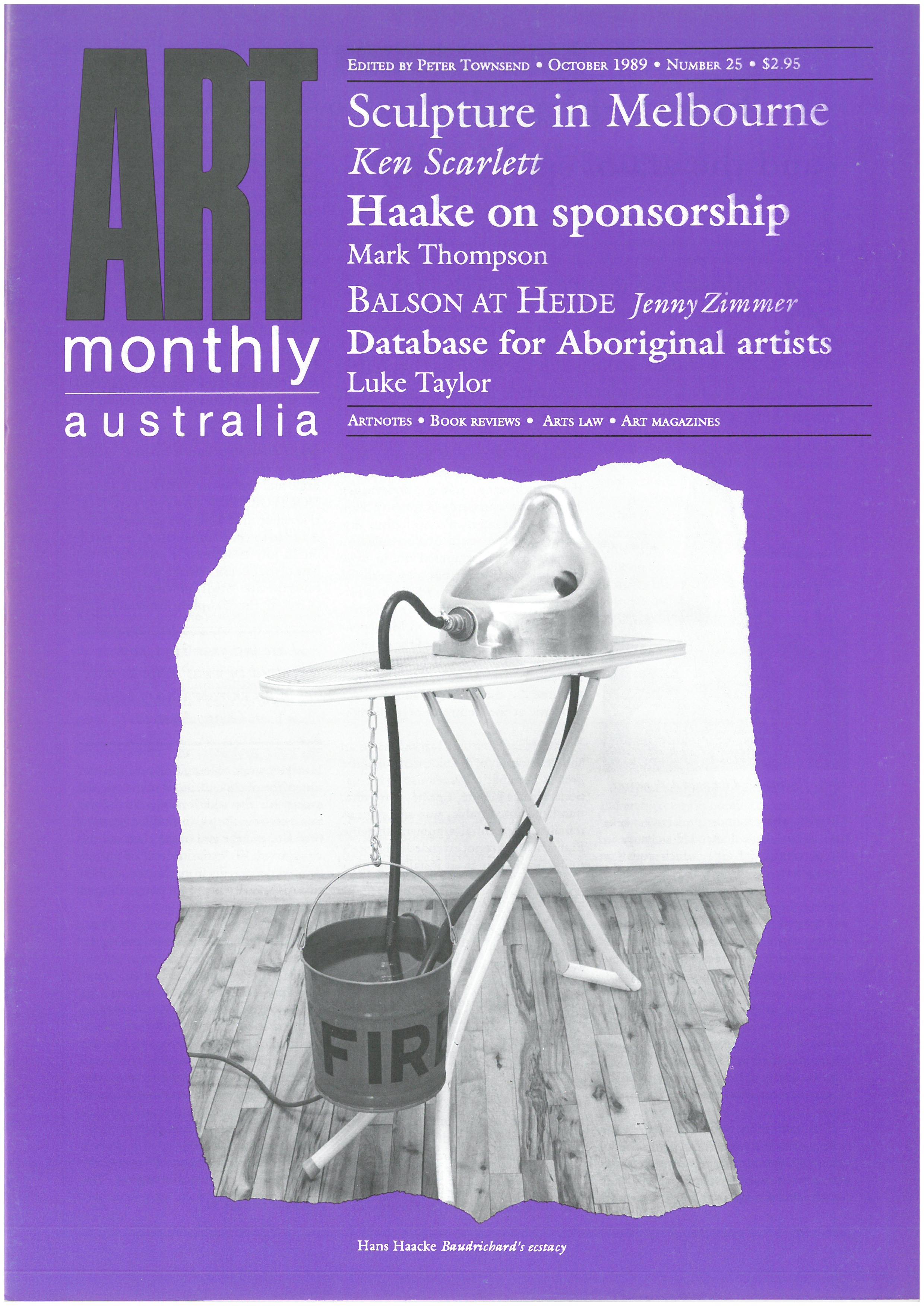 Issue 25 Oct 1989