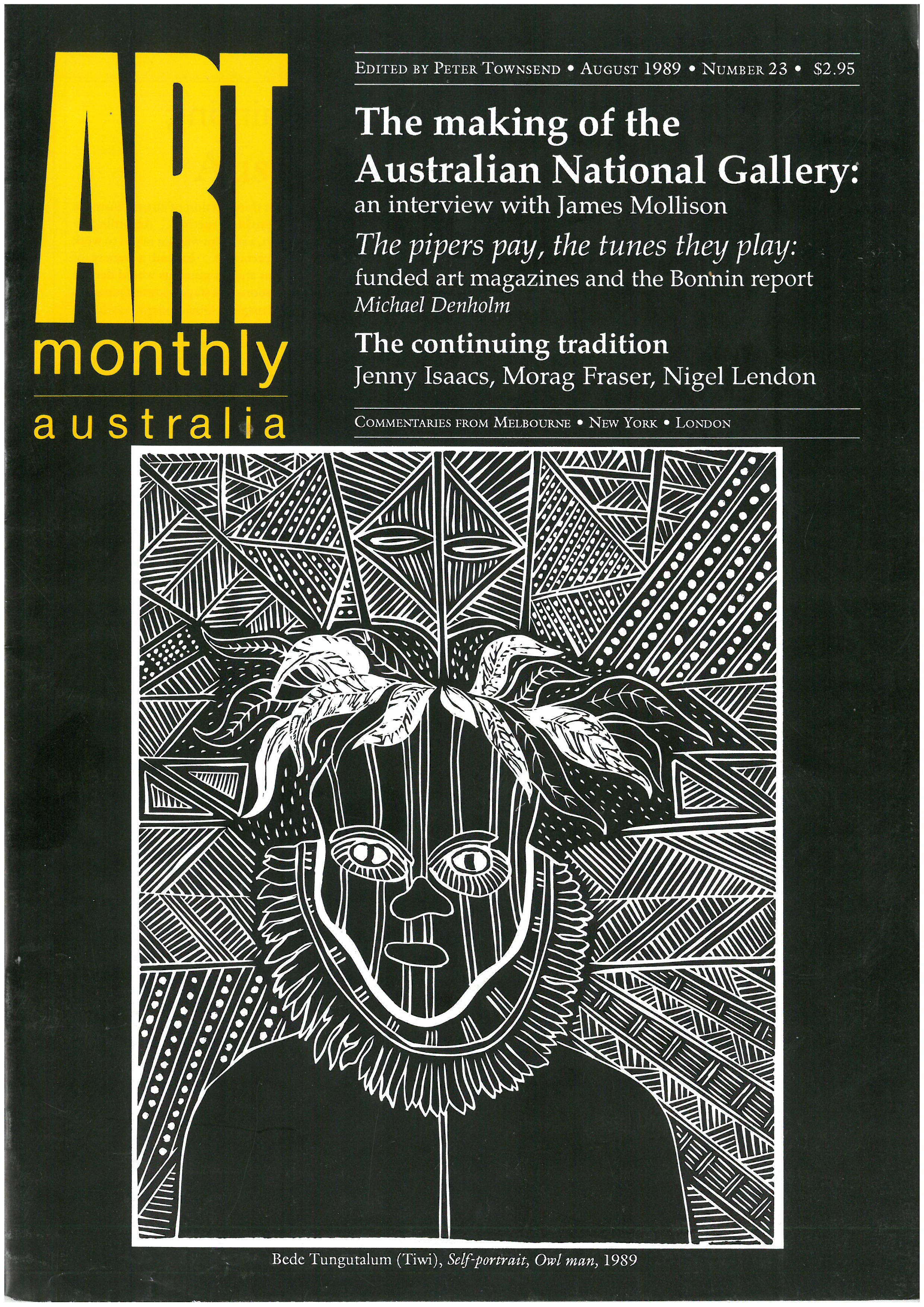 Issue 23 August 1989