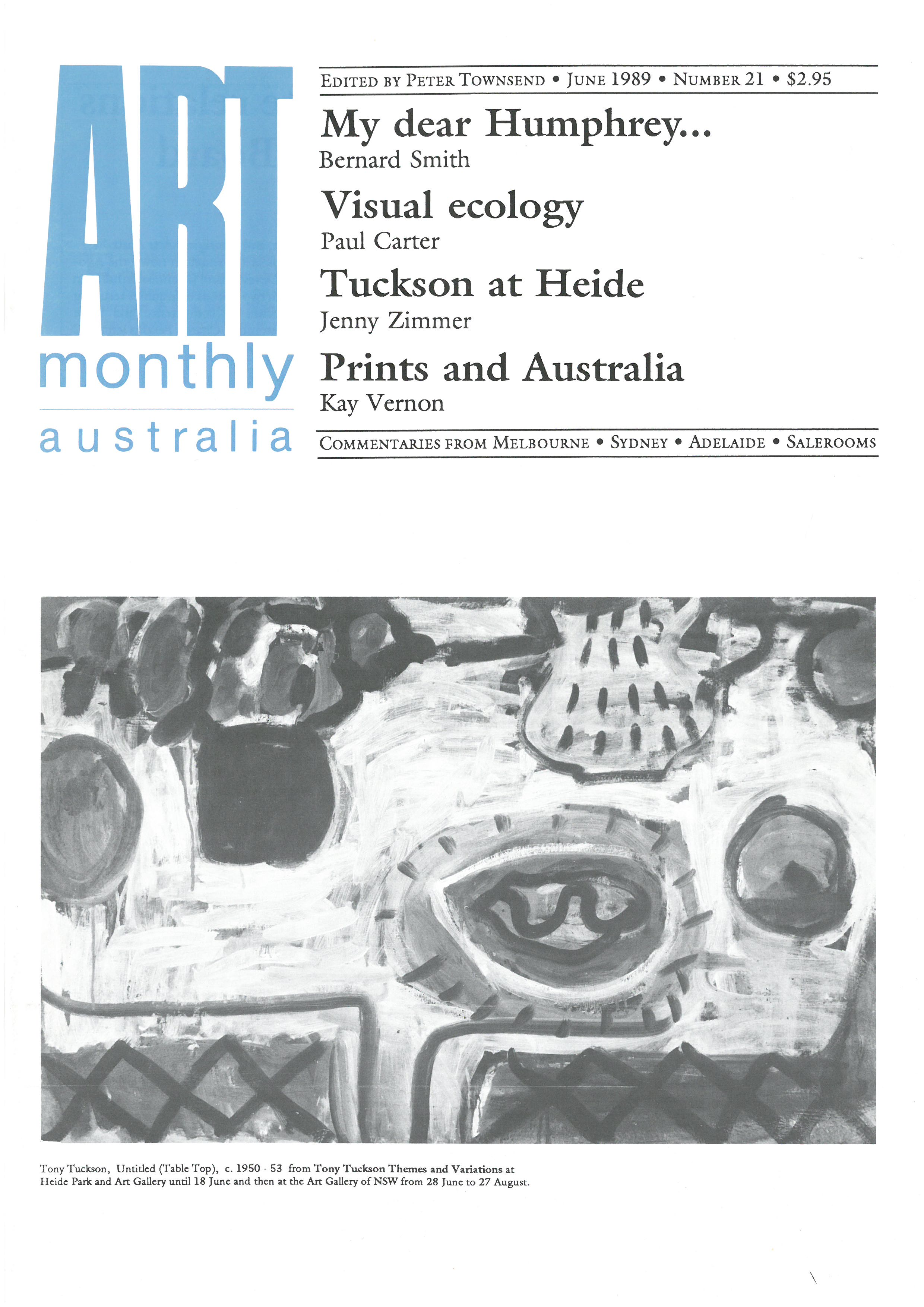 Issue 21 June 1989