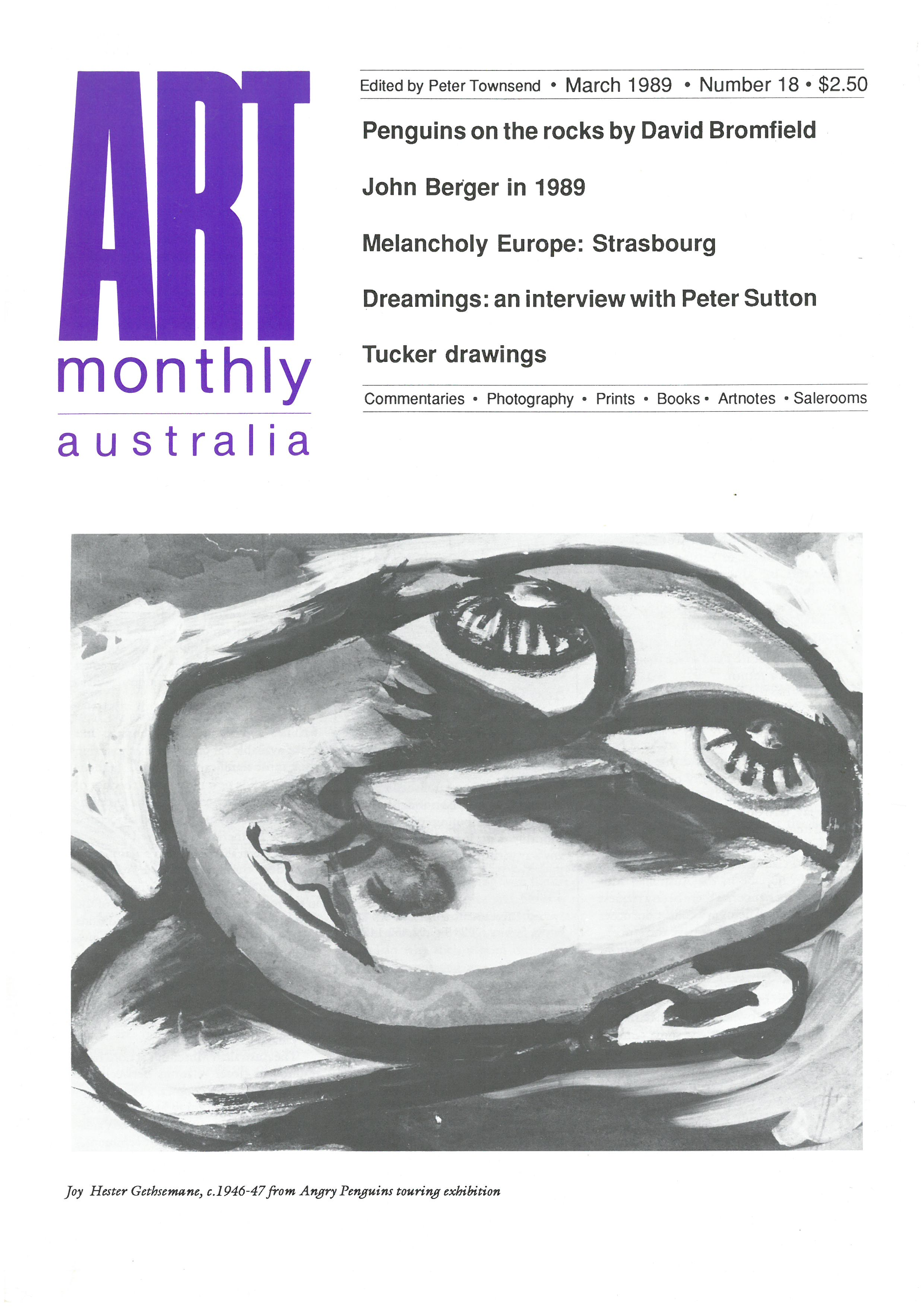 Issue 18 March 1989