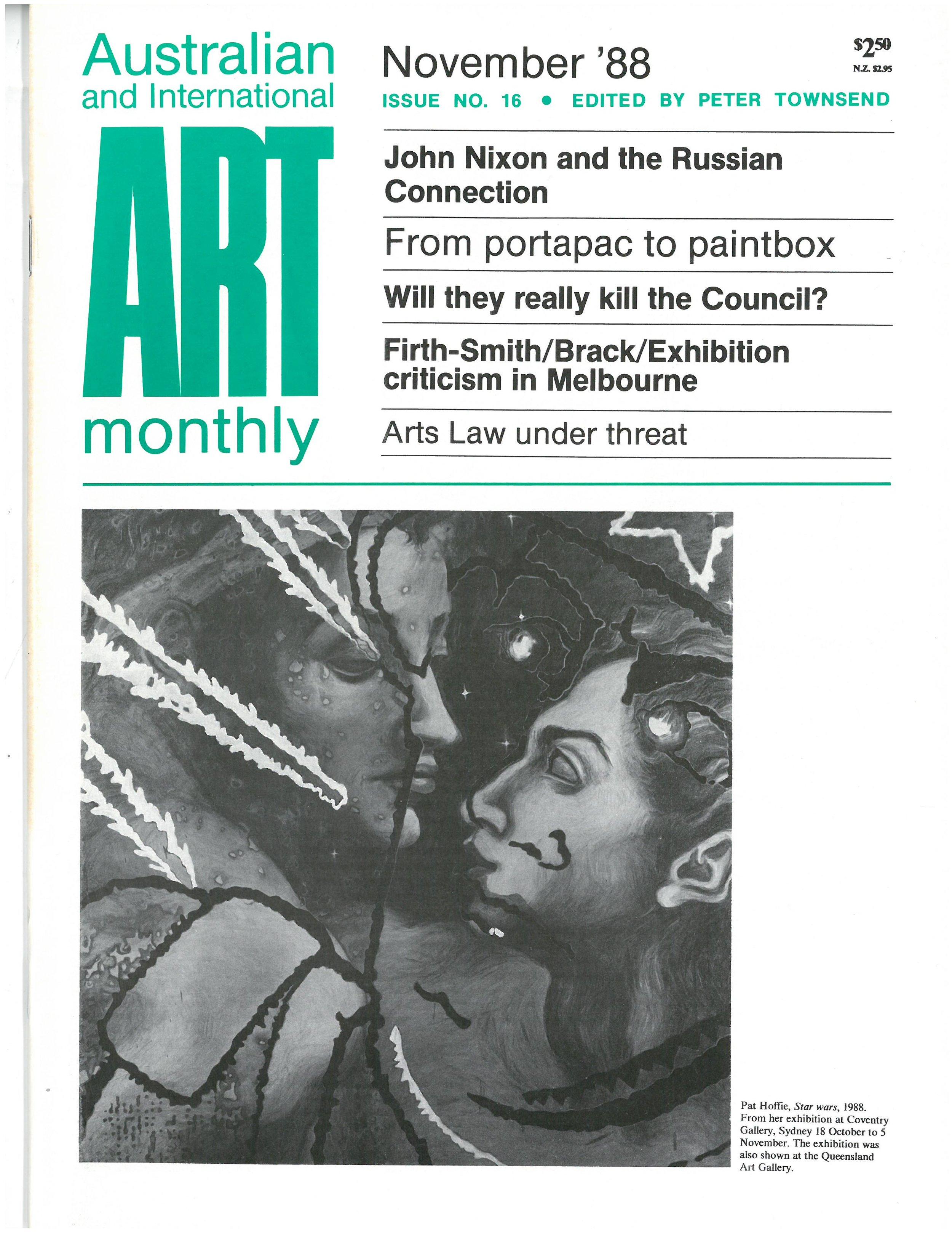 Issue 16 Nov 1988