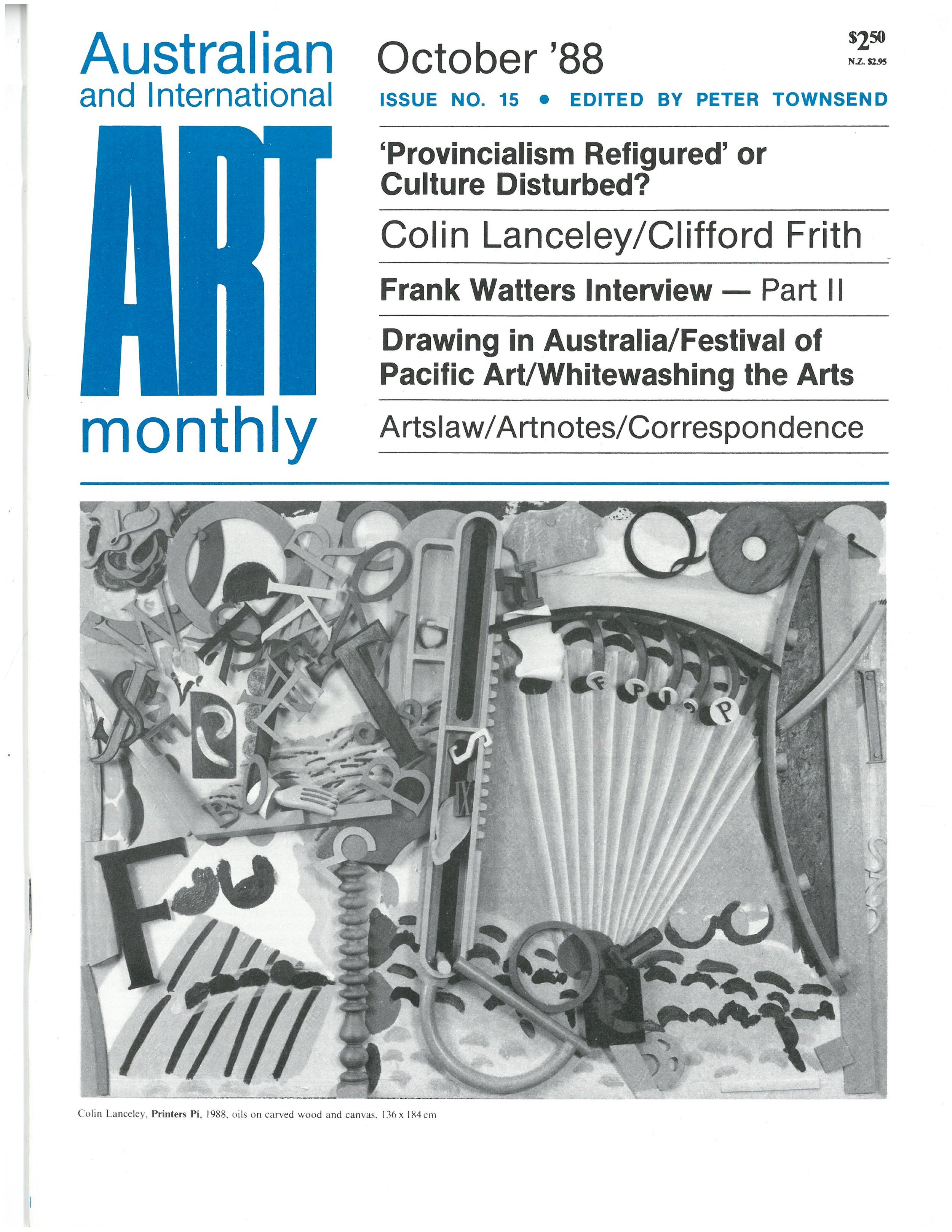 Issue 15 Oct 1988