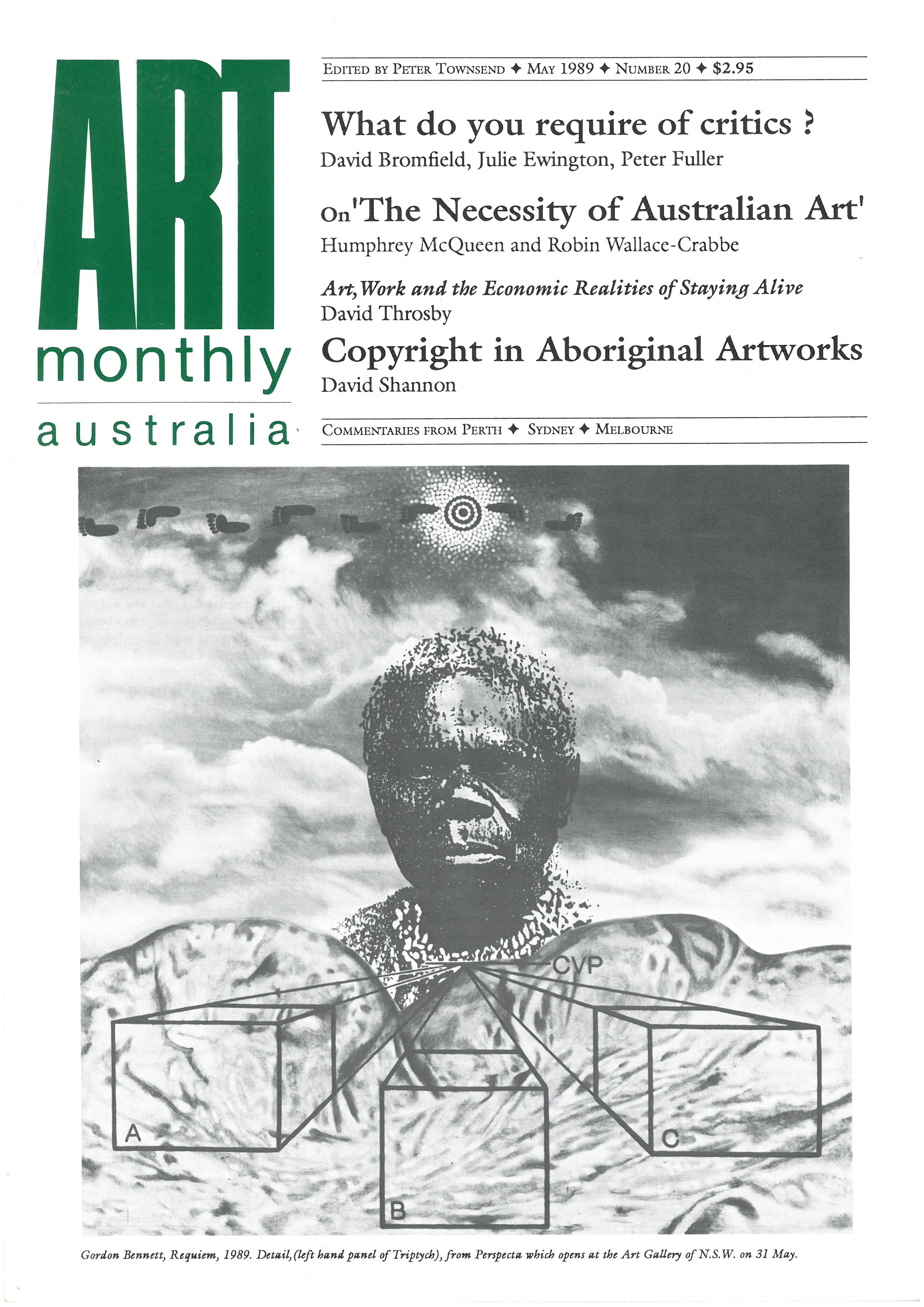 Issue 20 May 1989