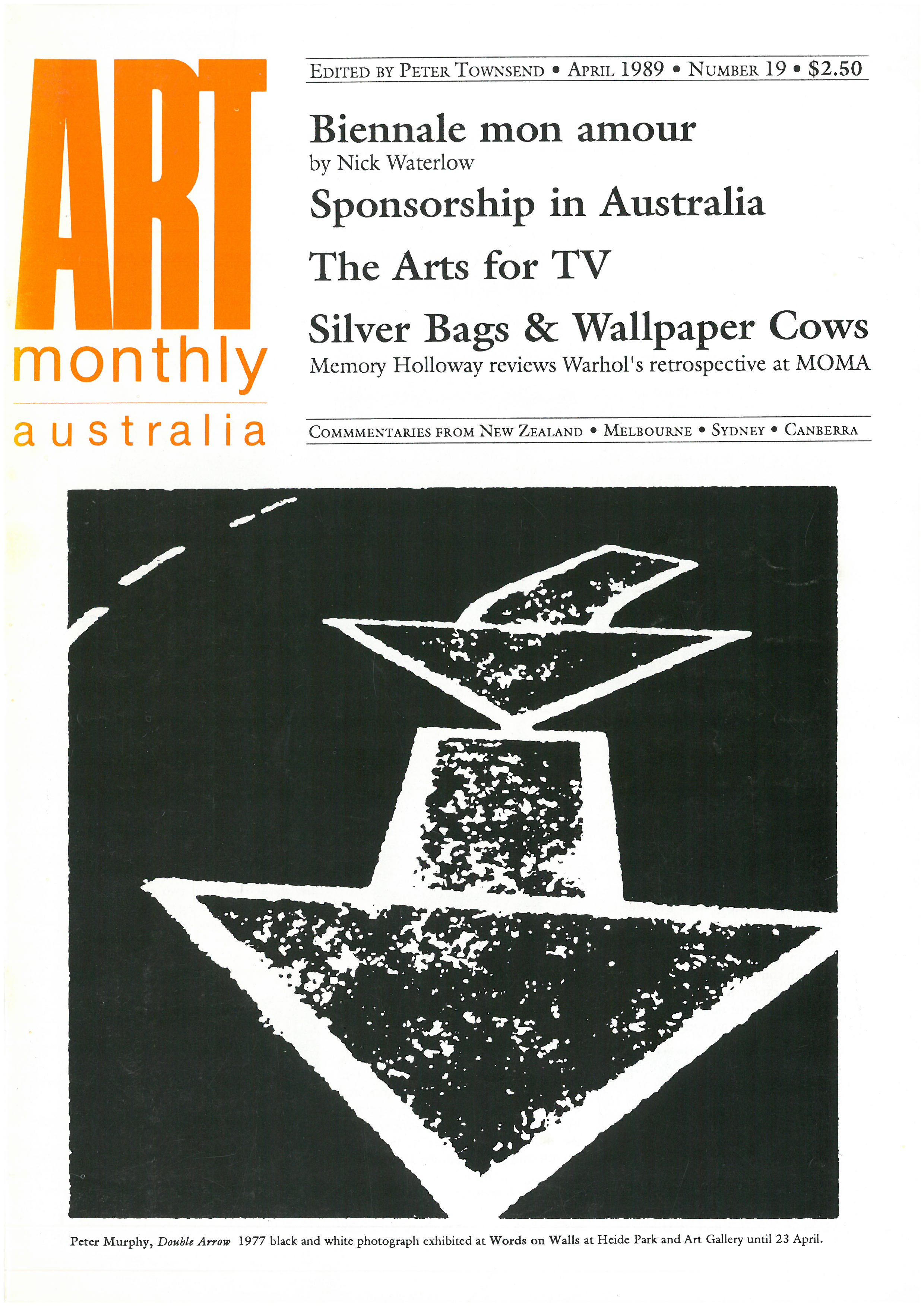 Issue 19 April 1989