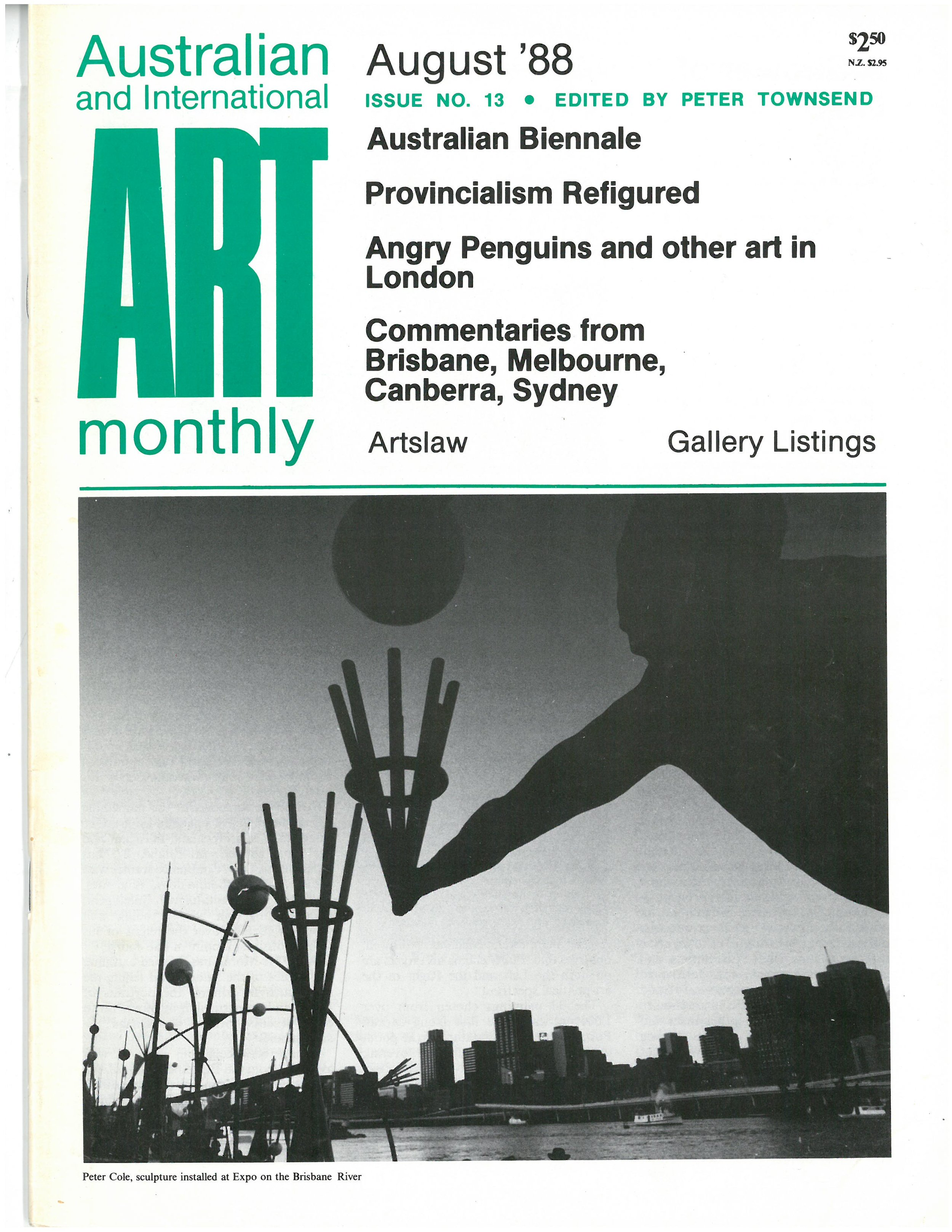 Issue 13 August 1988