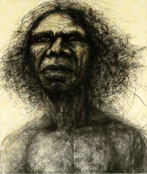 5 Caricature finally triumphs at the Archibald Prize: ROSS WOODROW   Craig Ruddy,  David Gulpilil, two worlds,  2004. Charcoal and graphite on wallpaper (detail). Photo Ben Rushton/tairfaxphotos.  The news that a Sydney artist backed by a substantial fighting fund is to challenge the award of this year's Archibald Prize to Craig Ruddy for his portrait  David Gulpilil, two worlds  must have heartened many.   6 Art, politics and ideology: TAMARA WINIKOFF   It being election time, arts policies are busily being pulled out of drawers and dusted off, replenished and presented to the public, in particular to those of us with a vested interest.