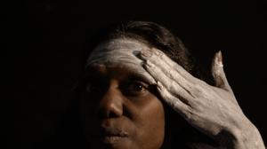 3 Ineffable distillations: the 2018 natsiaas: tai mitsuji,  darwin    Patrina Liyadurrkitj Mununggurr,  Dhunupa'kum nhuna wanda (Straightening your mind) , 2018, still; video, 1min 33secs duration; image courtesy the artist and MAGNT, Darwin