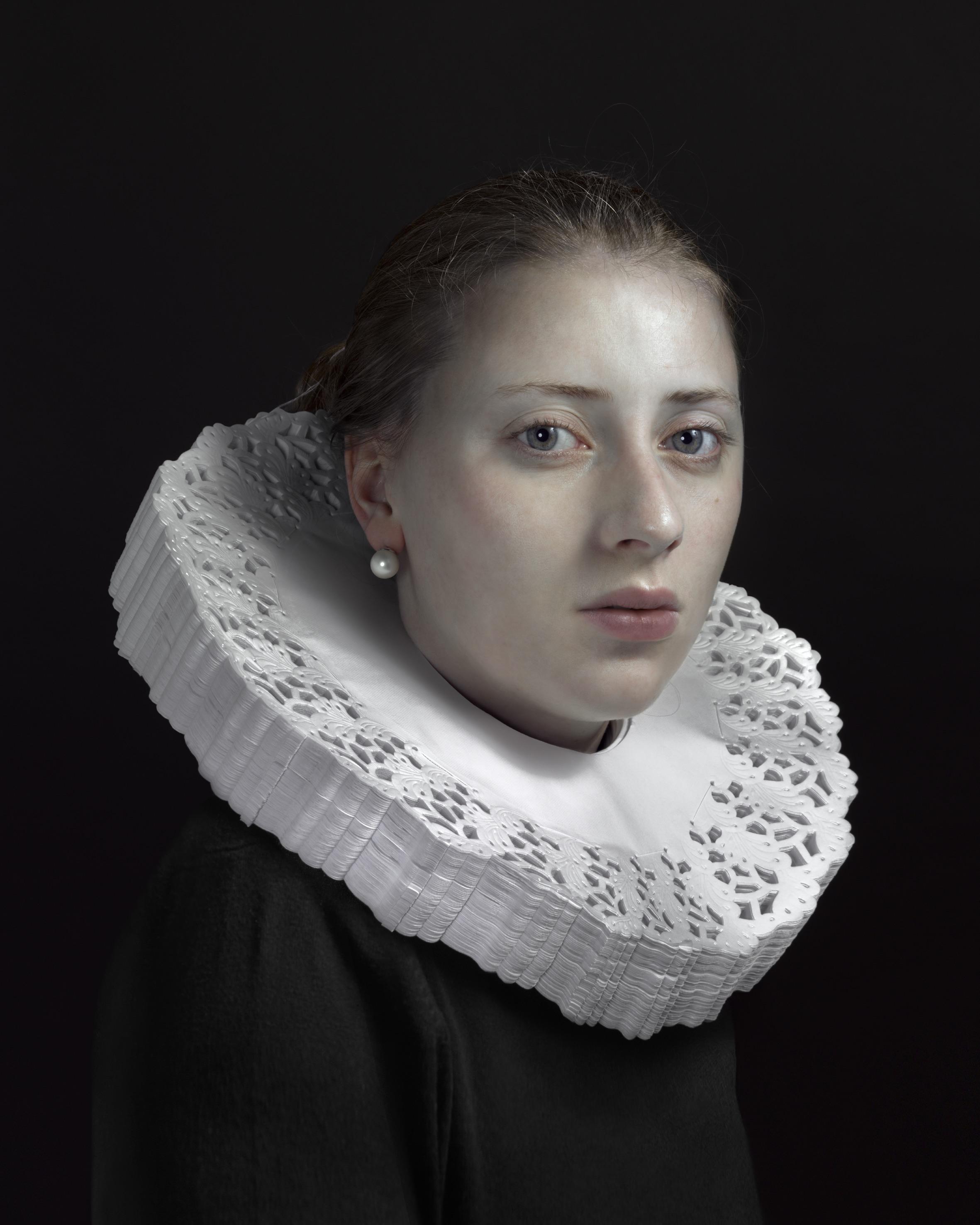 Hendrik Kerstens,  Doily , 2011, ultrachrome print, 62.5 x 50cm; image courtesy the artist
