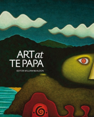 15 William McAloon (ed.) Art at Te Papa: JACQUI DURRANT   William McAloon (ed.)  Art at Te Papa  Te Papa Press, Wellington, 2009, 432pp, rrp NZ$130 (standard edition) NZ$300 (deluxe edition)