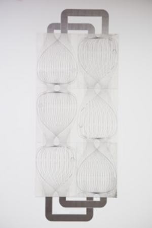 5 Beauty: nature and art: MARK DOBER   Julia Morison,  Myriorama #6 Wayzgoose, Configuration #4 , 2010, laser jet print, Indian ink wash, gesso, aluminium/polyurethane laminate: 6 panels, 60 x 80cm each. Image courtesy of the artist and Two Rooms Auckland, New Zealand. Julia Morison is one of several New Zealand artists who will be showing in the 17th Biennale of Sydney