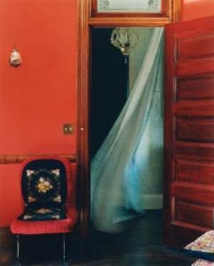 17 Martyn Thompson's interior cinema: JAN JONES    Curtain , Anna Sui, New York. All images of work by Martyn Thompson