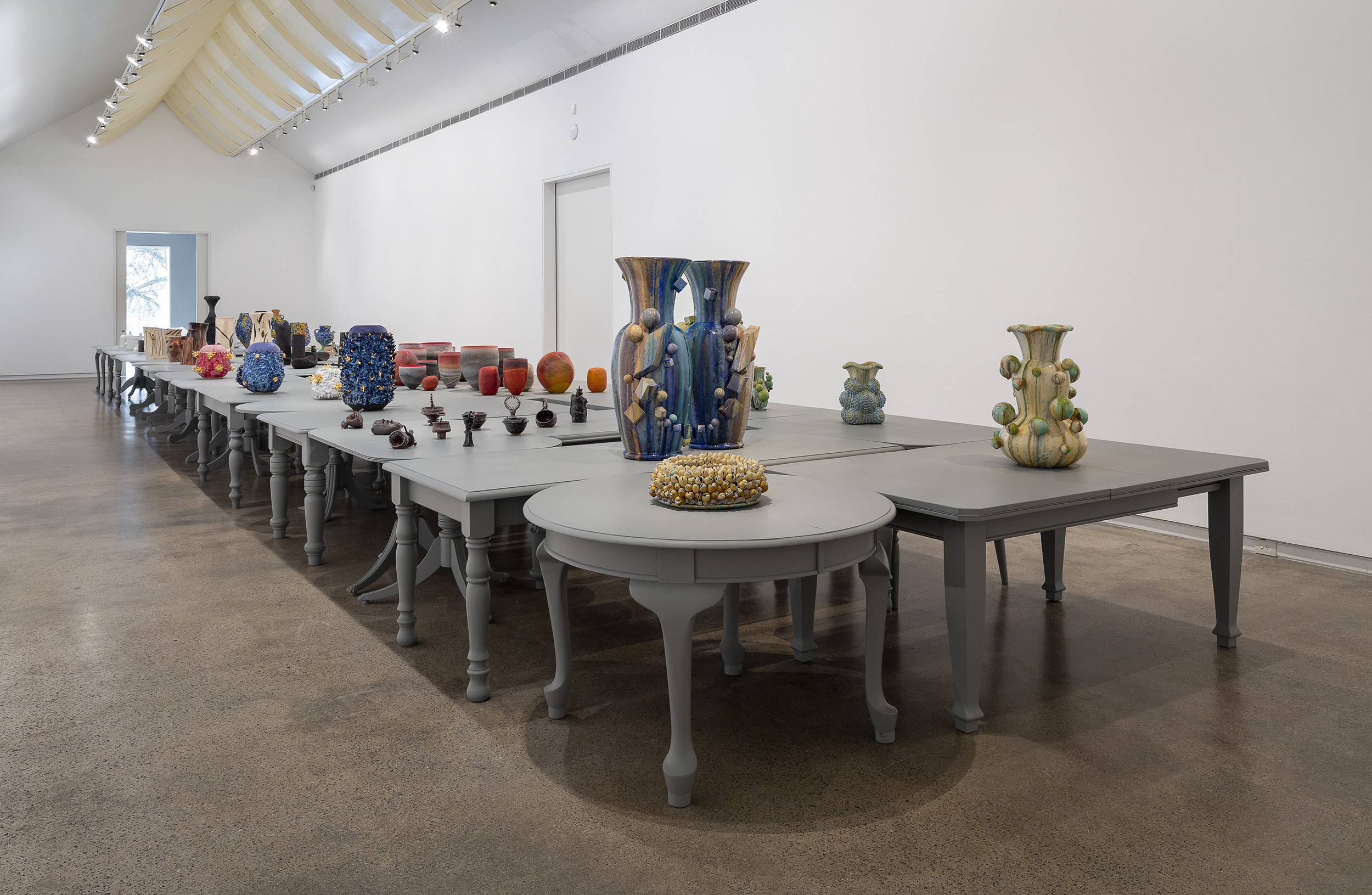 An Idea Needing to Be Made , exhibition installation view, Heide Museum of Modern Art, Melbourne, 2019; courtesy Heide Museum of Modern Art, Melbourne; photo: Christian Capurro