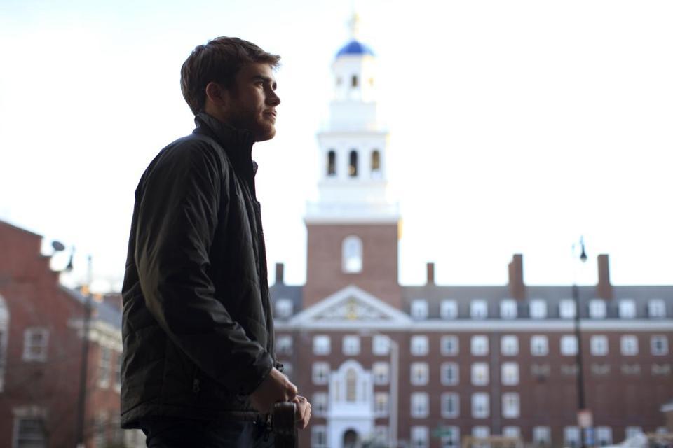 Photo by: Dina Rudick/Boston Globe (Ted White/Harvard)