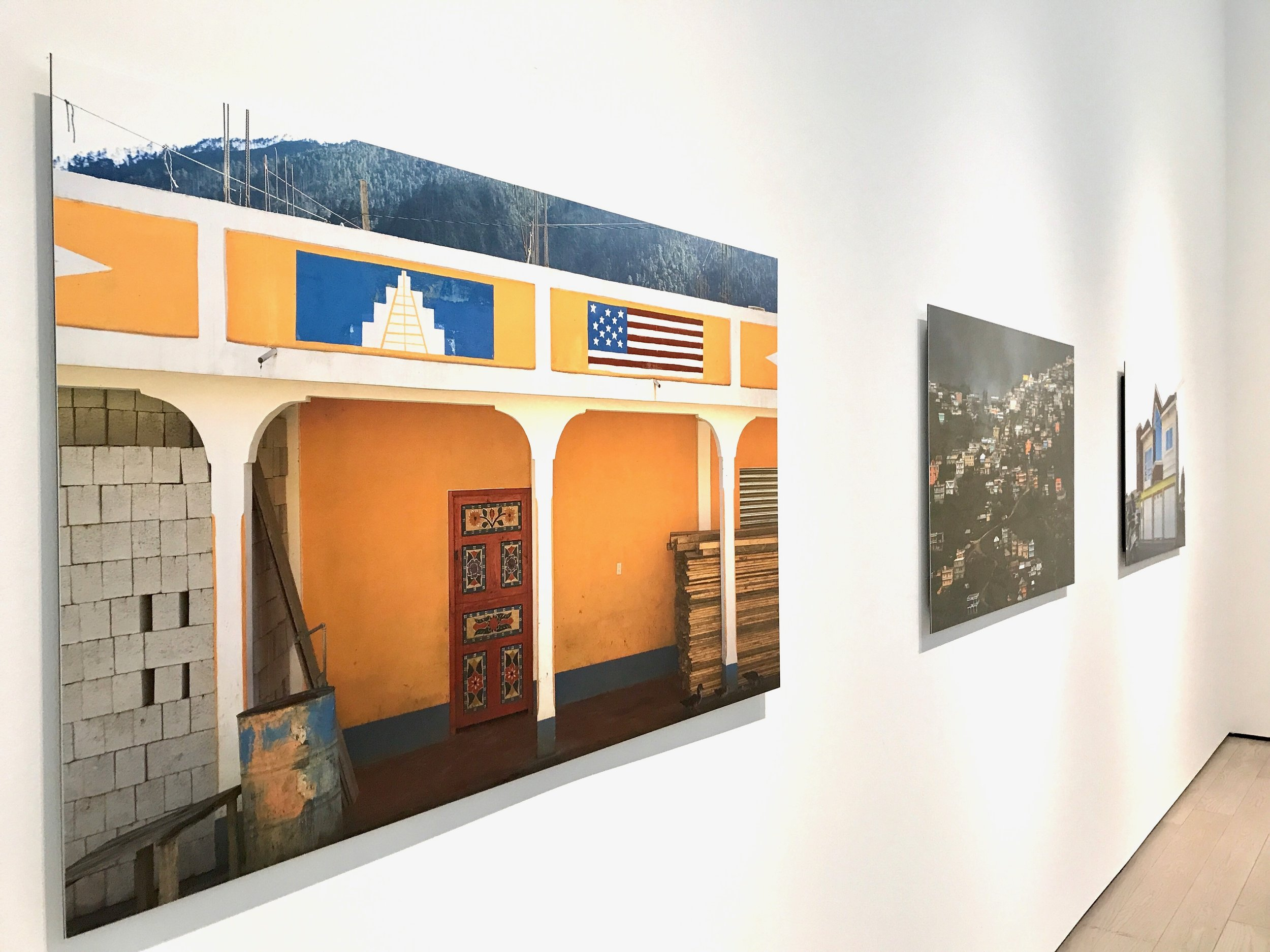 Installation view  HOME - So Different, So Appealing , at LACMA. (Hermosa Journal)