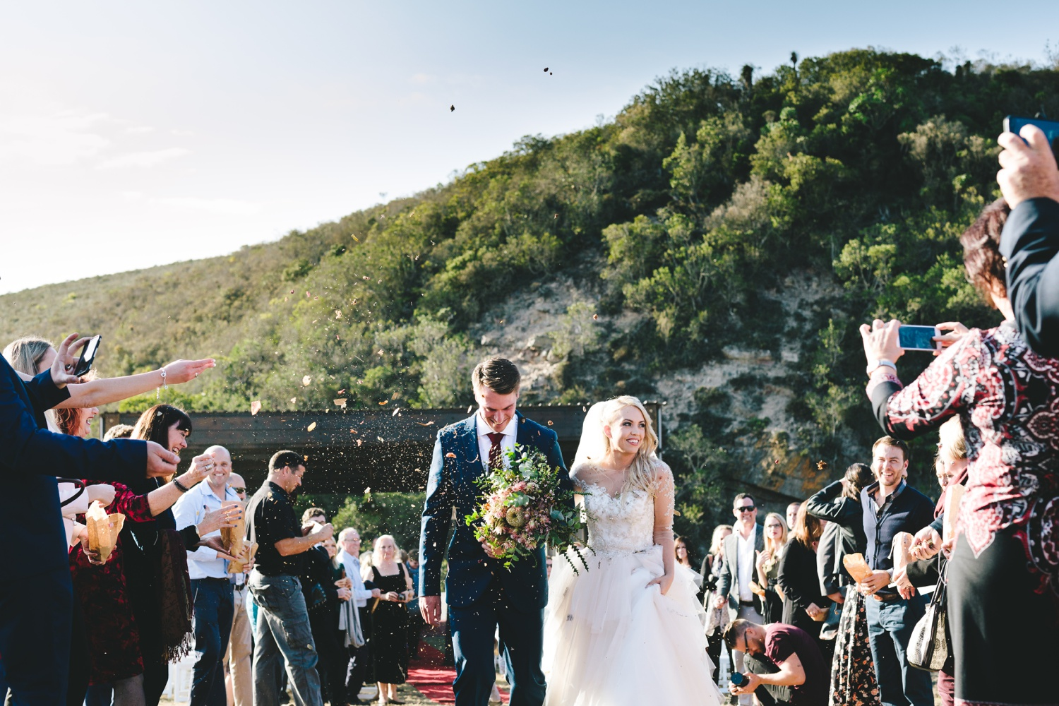 Wastern cape wedding photographer hopewell conservation wildlife