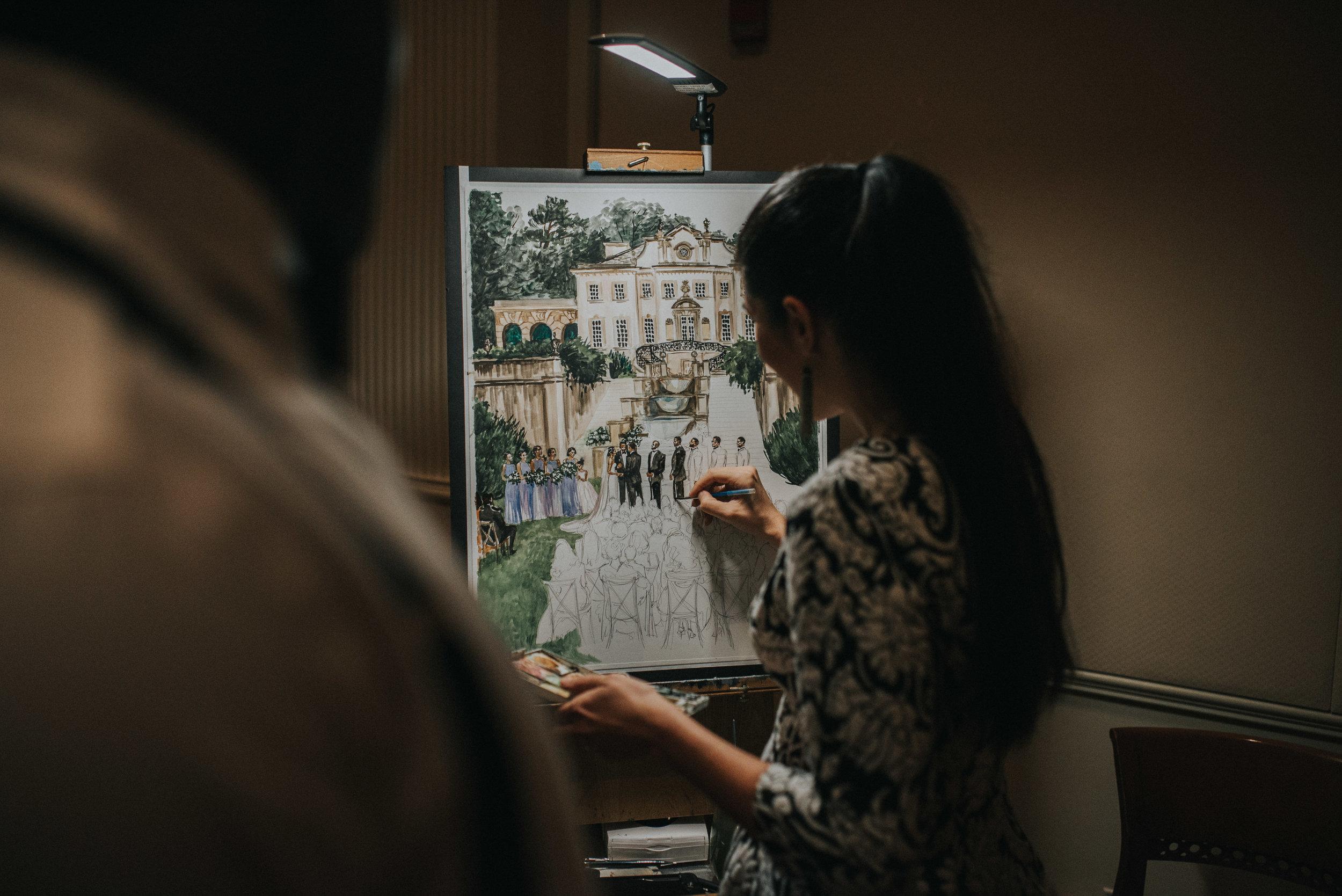 Maggie Smith Kuhn fine art painting