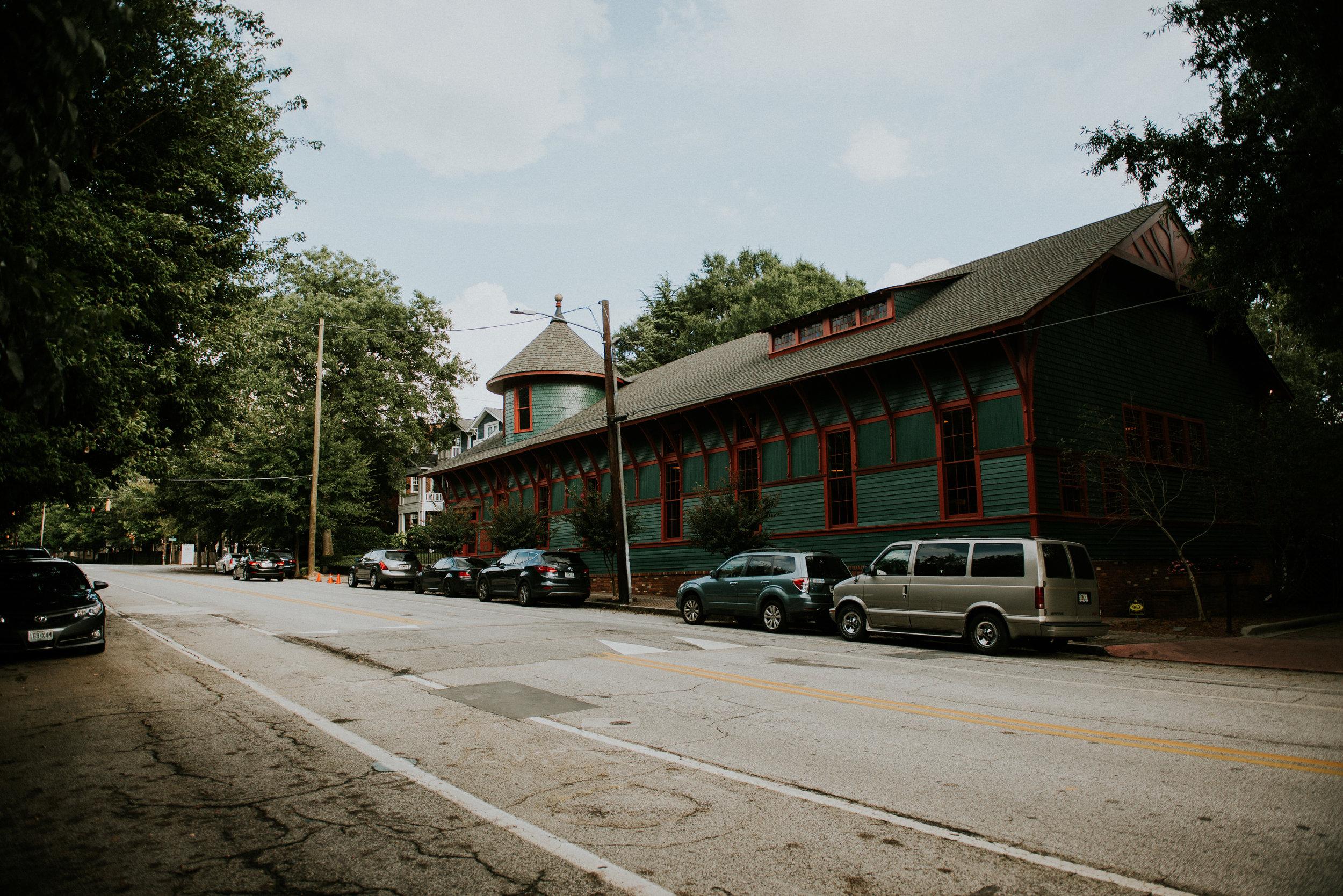 The Trolley Barn in Atlanta, GA