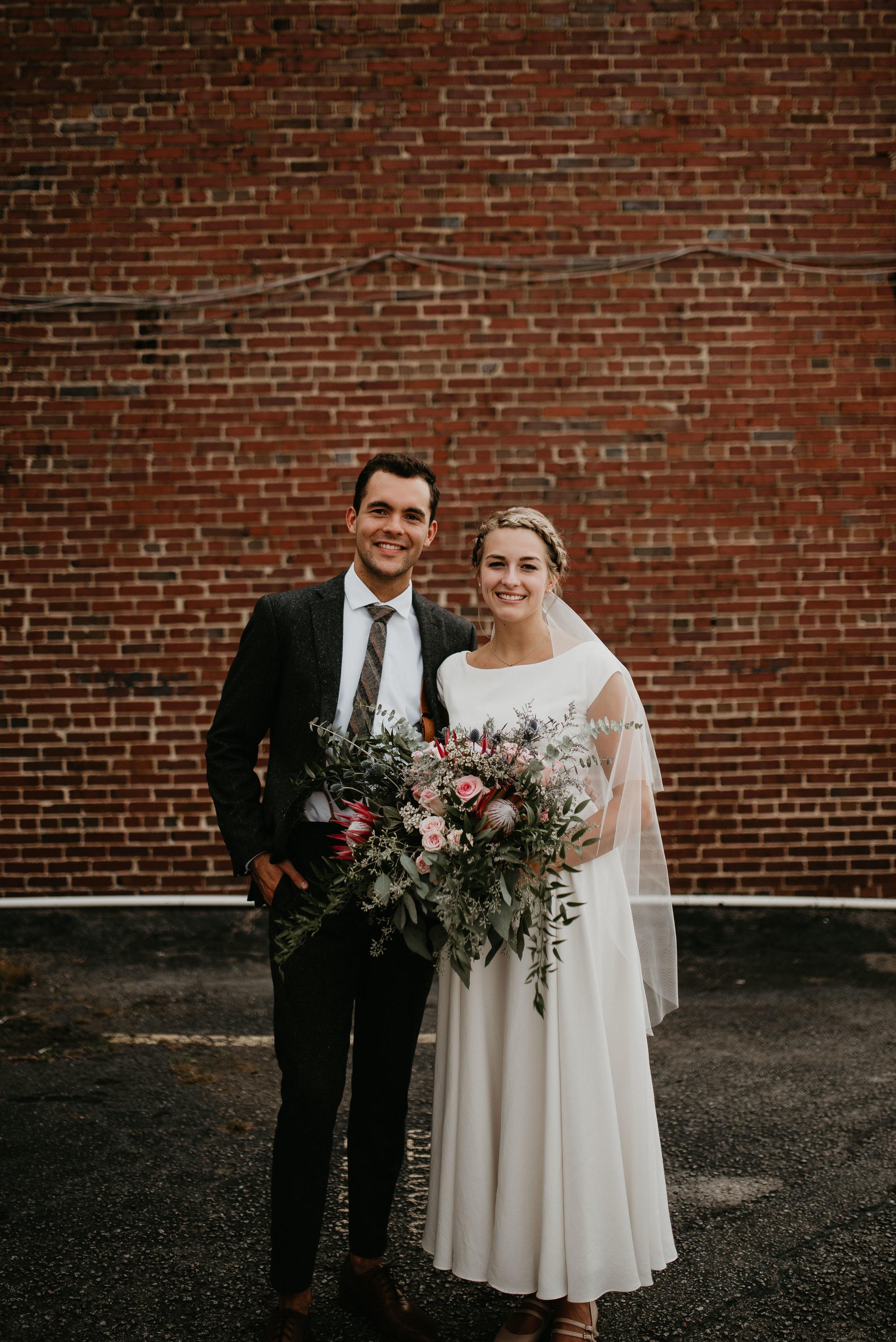 Couple elopement in Atlanta, GA