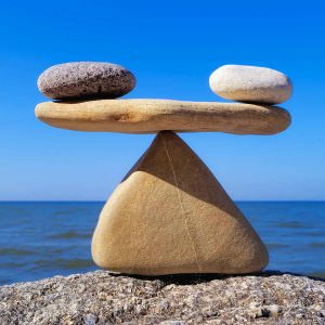 Setting boundaries will ensure that balance and equilibrium in your life and create a foundation for health and wellbeing