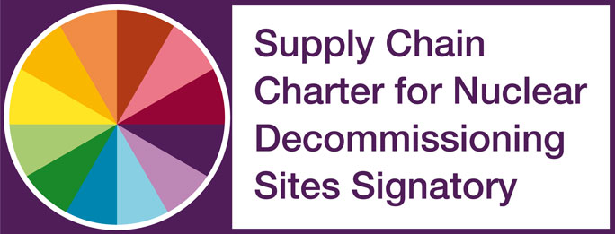 NDA Supply Chain Charter Signatory