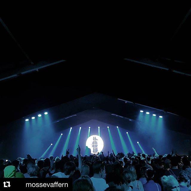 Madlib visuals oya festival Norway 2017