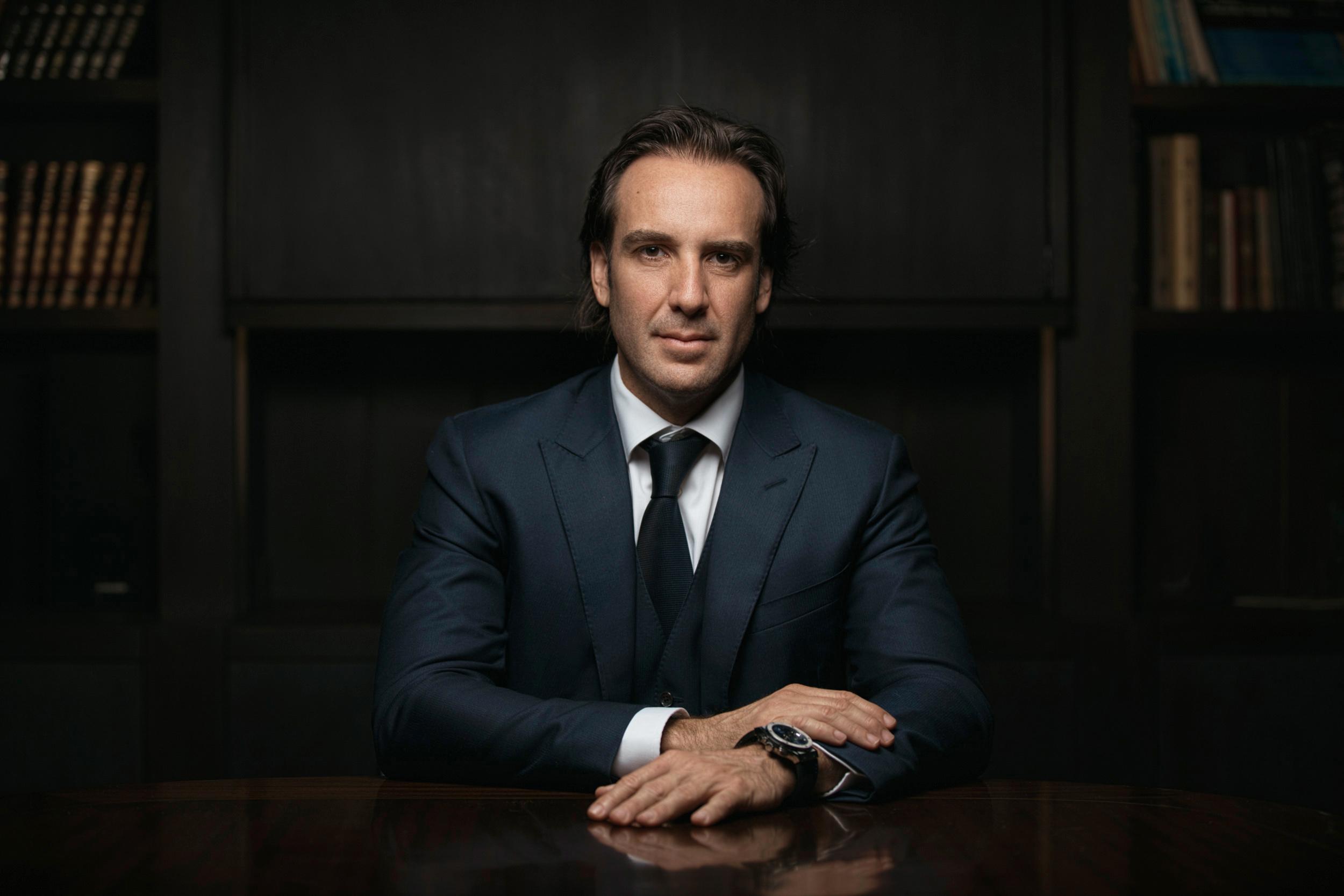 Alejandro - Corporate Portrait