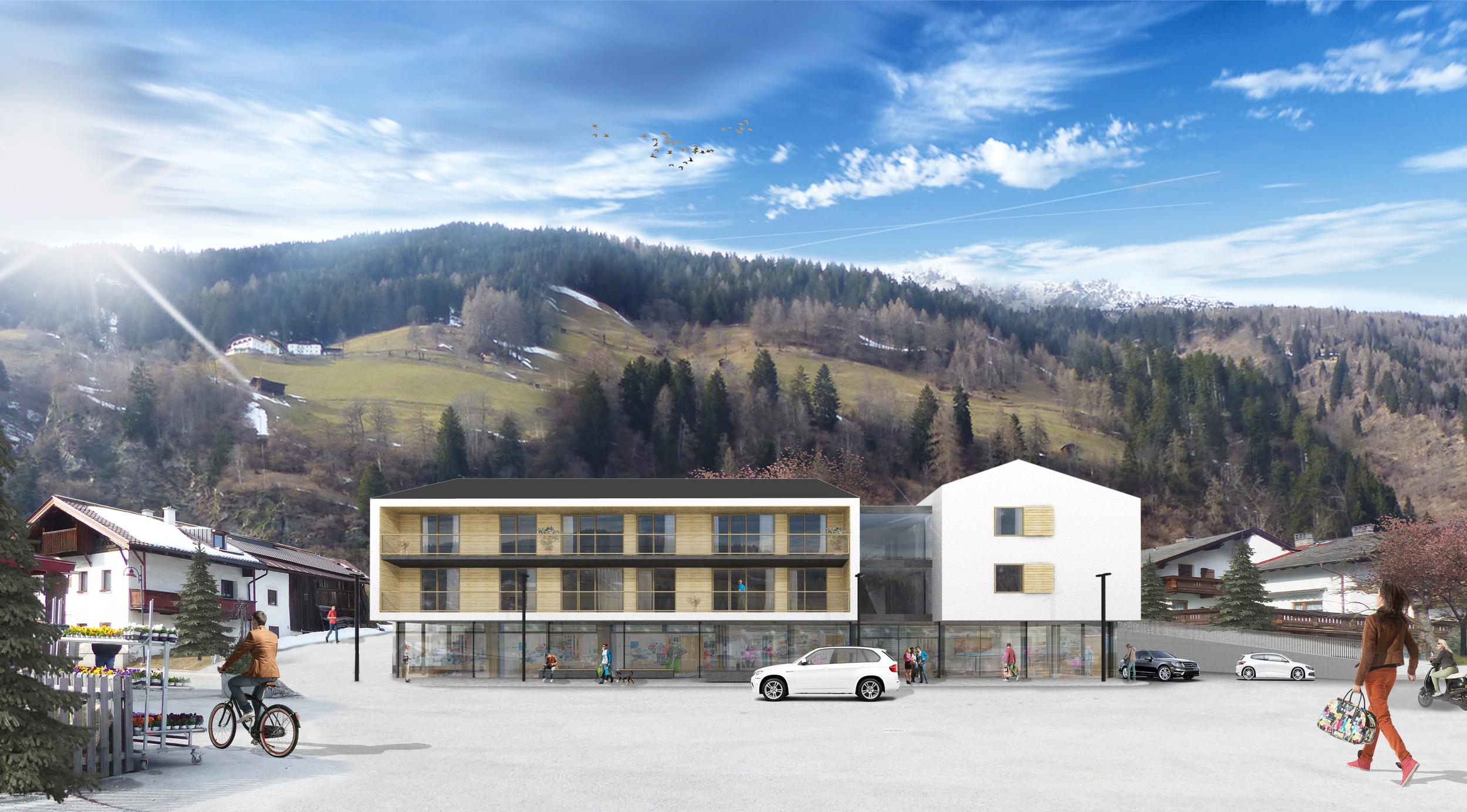Projekt Neue Heimat tirol