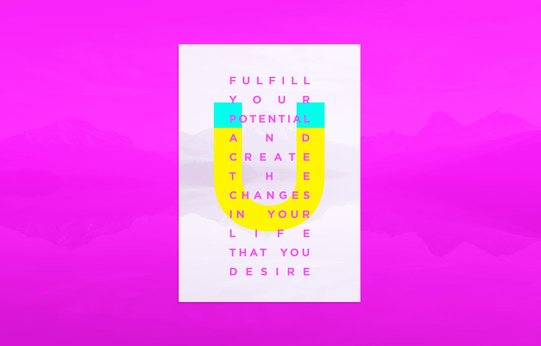 Part of a leaflet designed for Jo Paul
