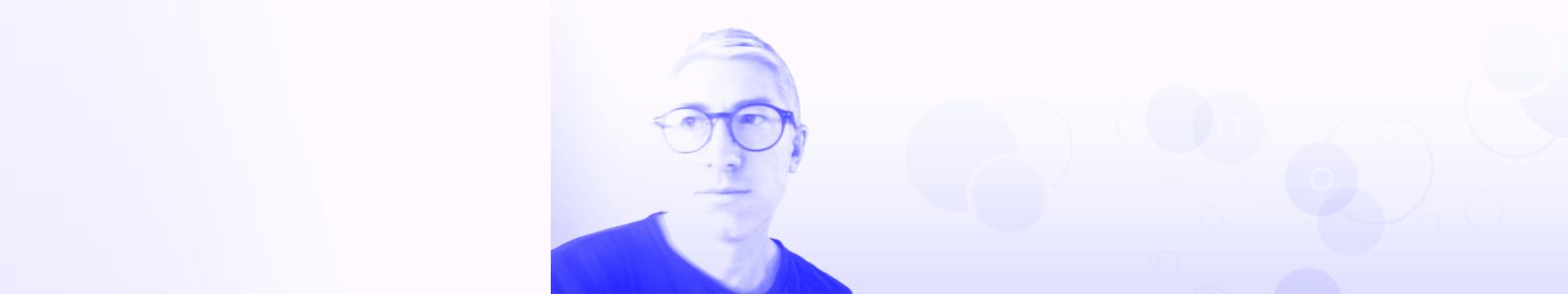 Graphic designer, Adam James Armstrong.