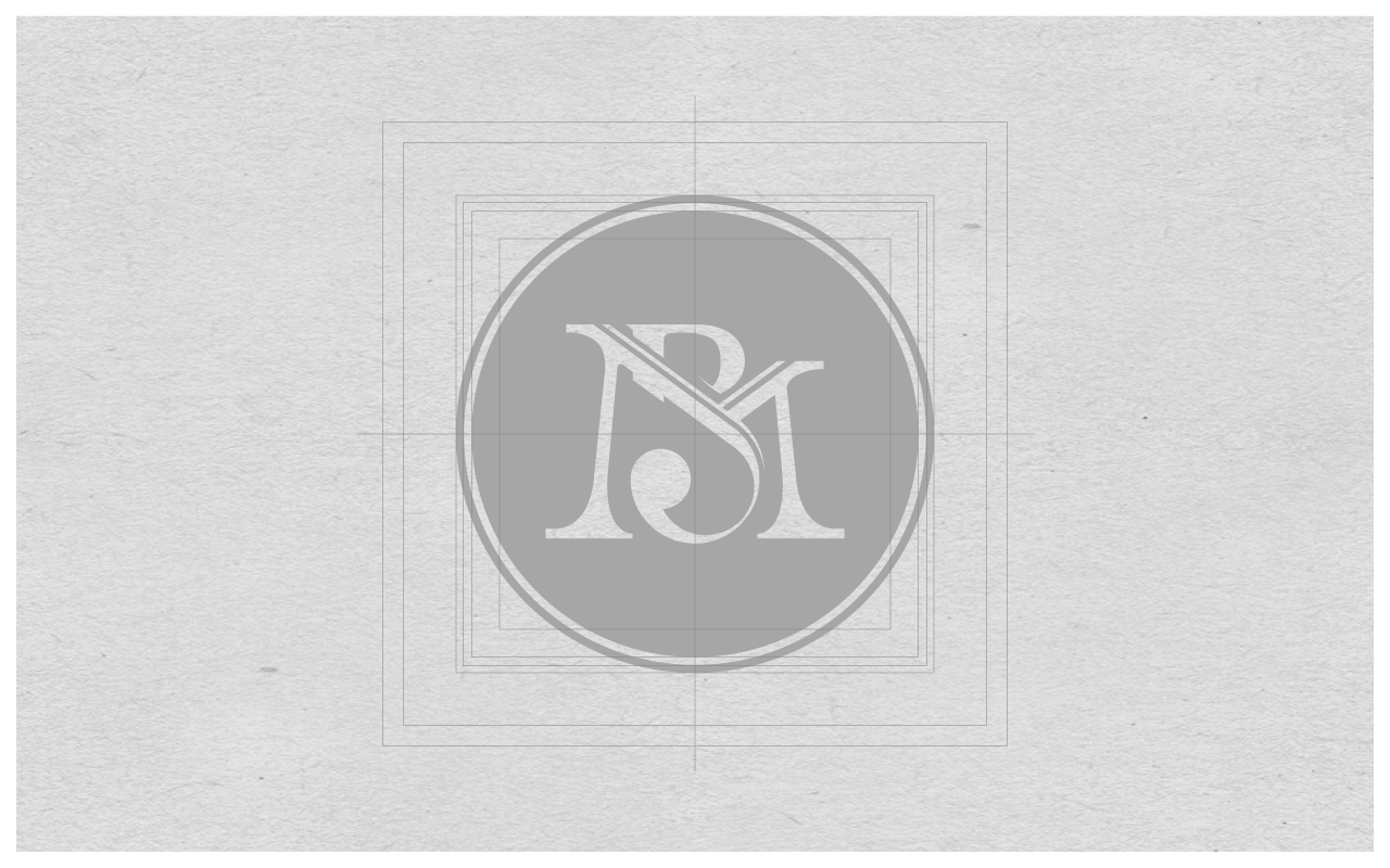 Final monogram design forMandy Brannan.