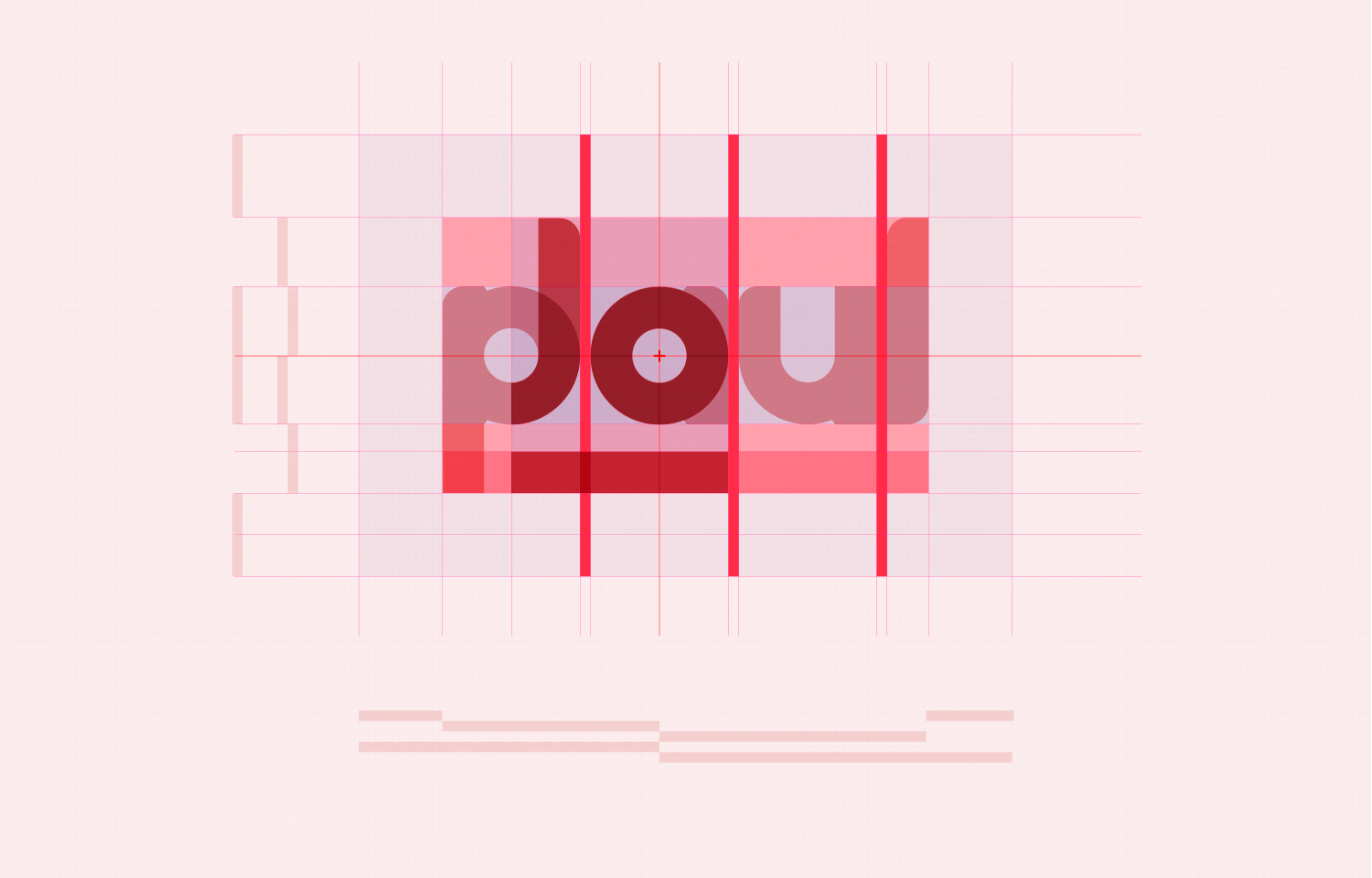 Jo Paul logo layout with guidelines 02.