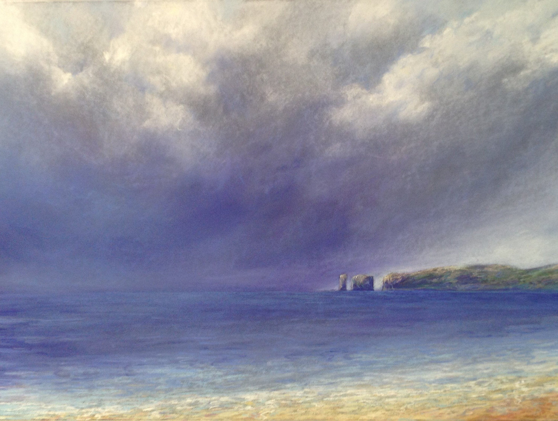 Storm Blue £1,500