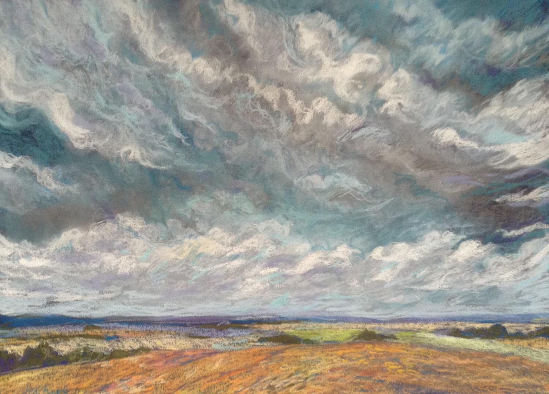 Bright Clouds £1,500