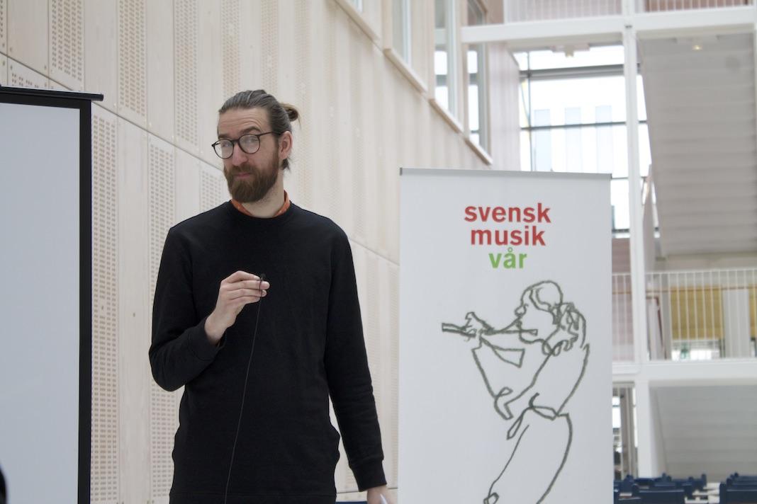 Viktor Zeidner, Curator - electronica, Nordic Lights Lounge